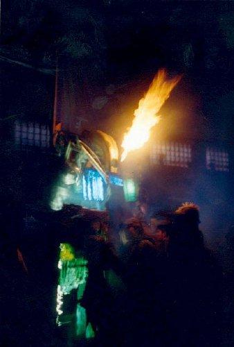 Tekno Circus 2001